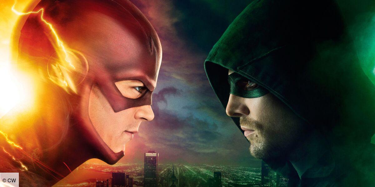 The Flash et The Arrow