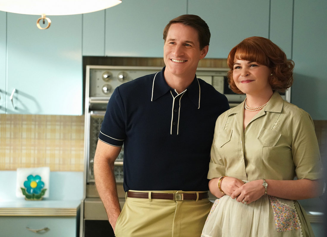 Sam Jaeger & Ginnifer Goodwin