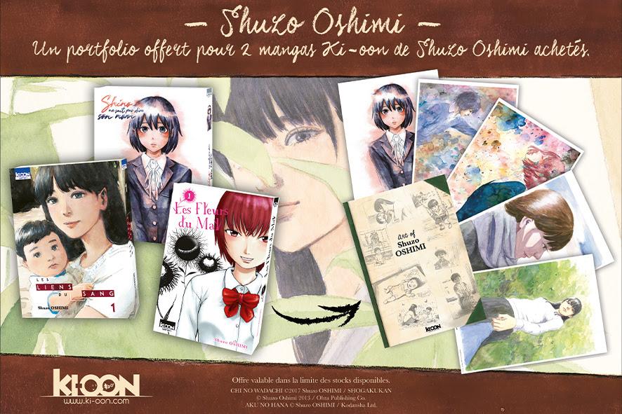 Cadeaux Shino - Ki-oon