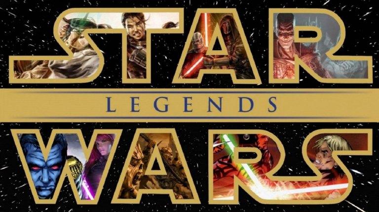 """Star Wars : guide complet de l'Univers Étendu """"Légendes"""""""