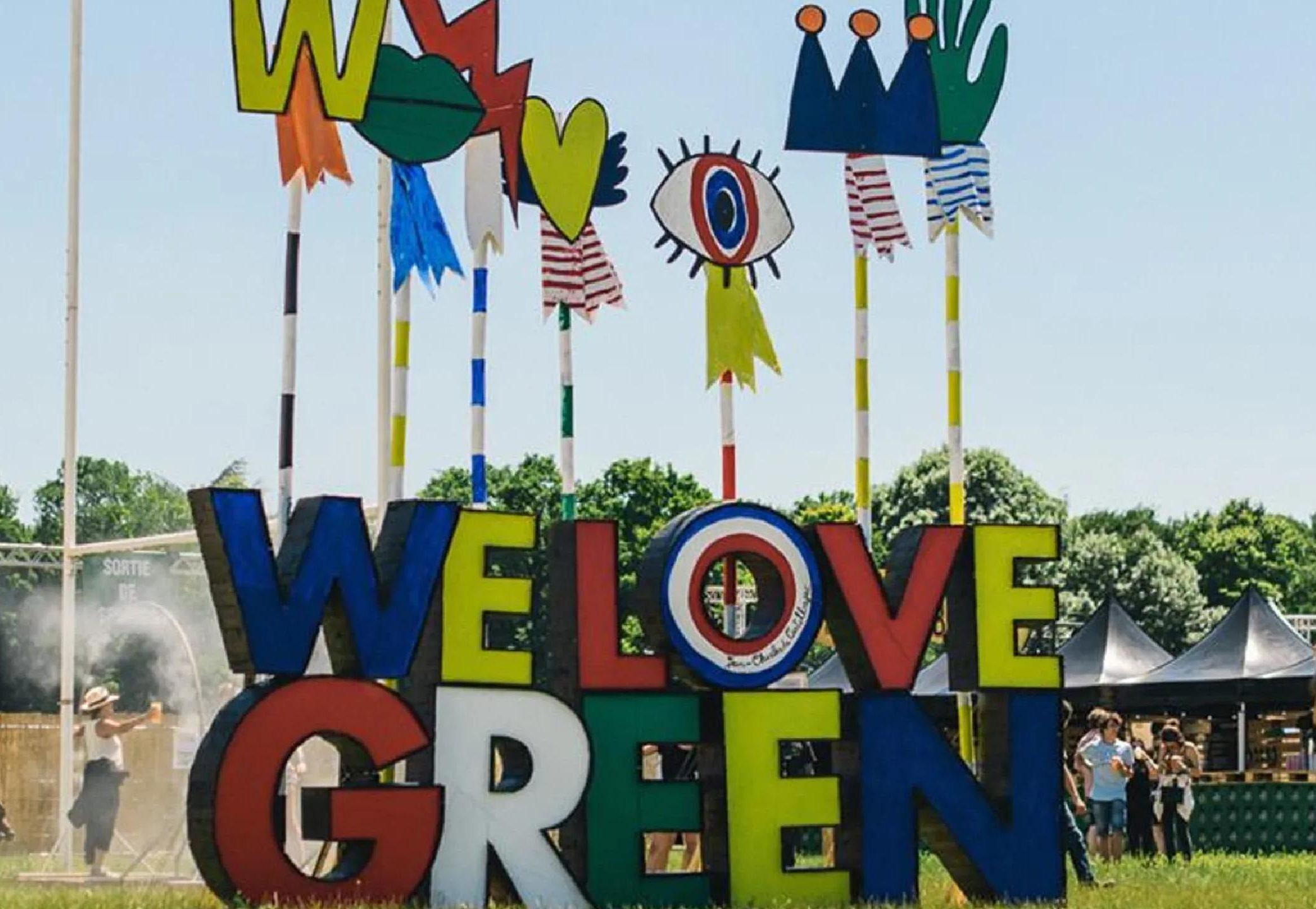 WeLoveGreen Festival Musique Artistes Événement Écologie Planète Engagement Chanteur Chanteuse ThinkTank Conférence 2020