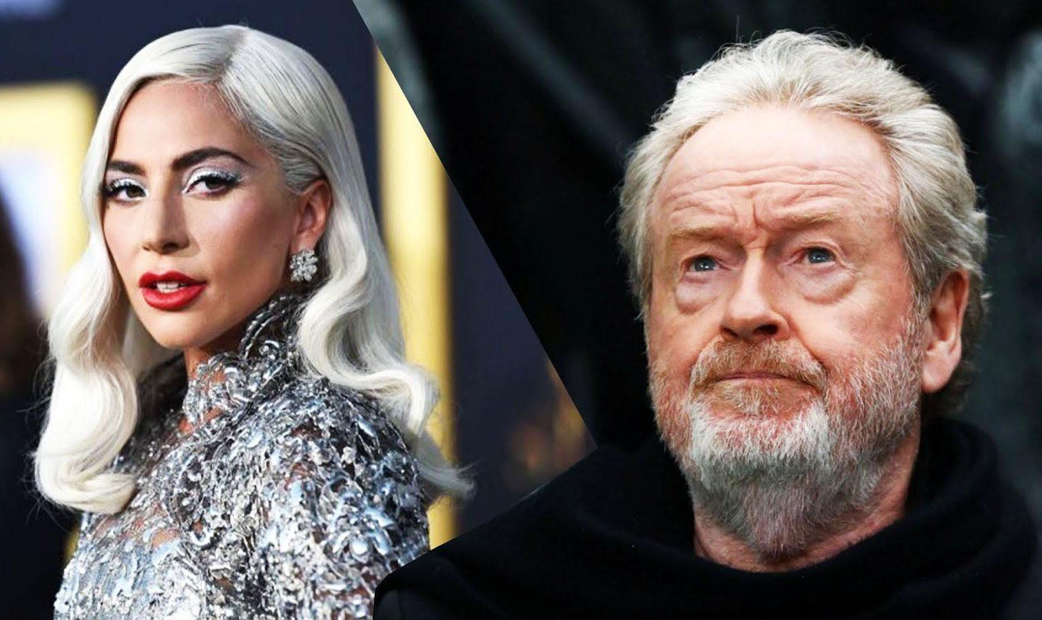 La MGM achète les droits du film de Ridley Scott avec Lady Gaga