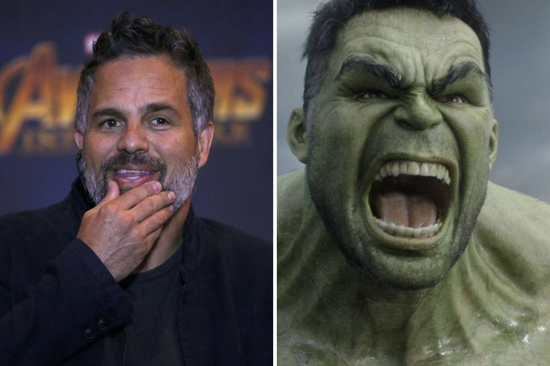 Mark Ruffalo : L'acteur aimerait un film solo sur Hulk !