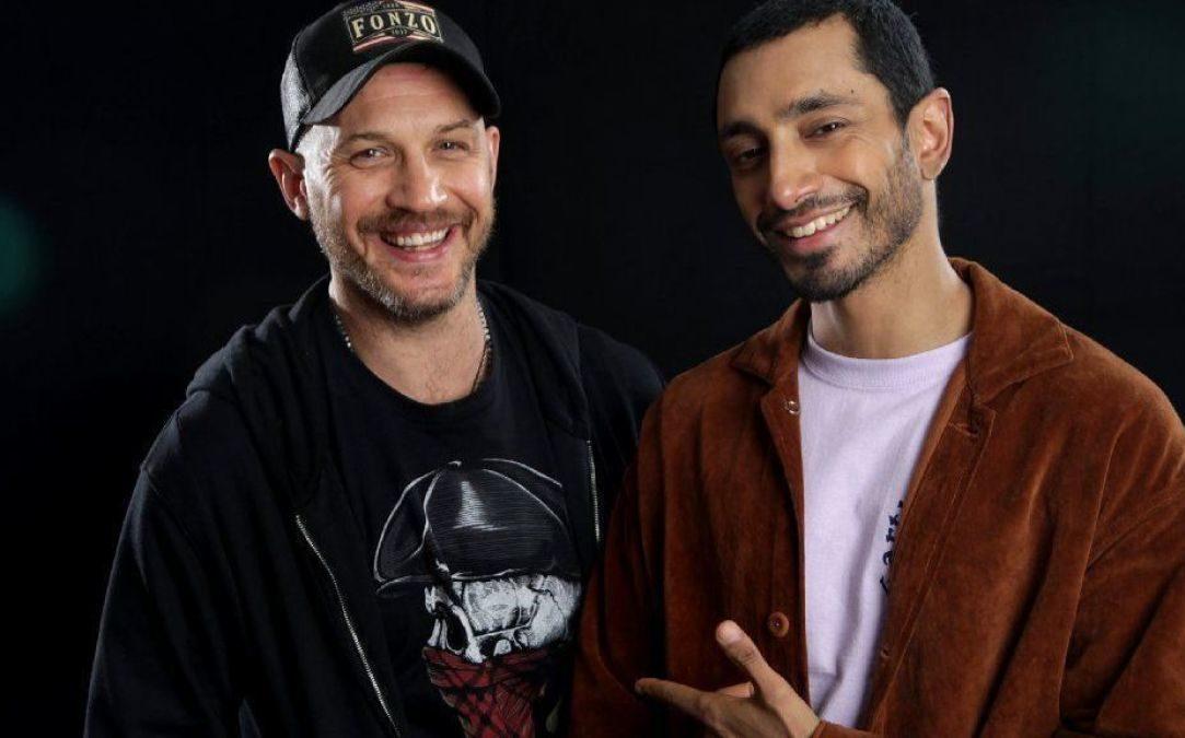 Venom : Tom Hardy partage une scène sans effets spéciaux du film
