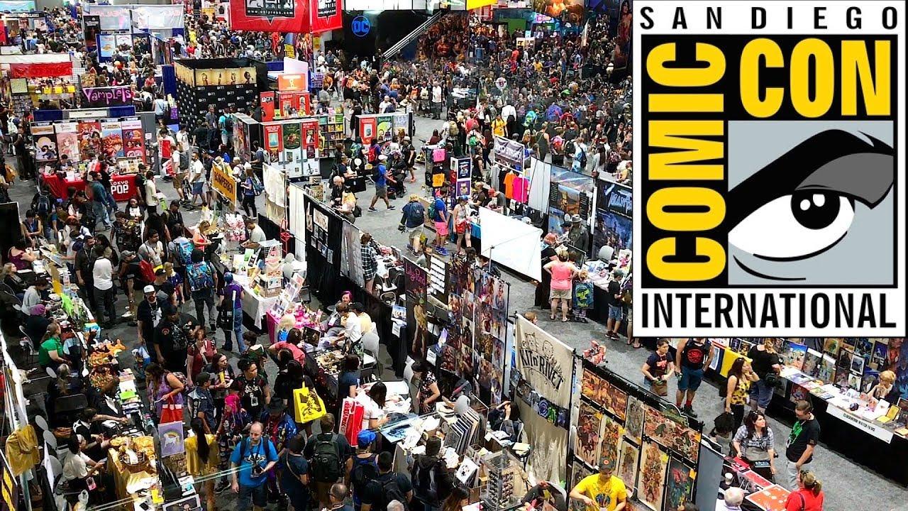 L'édition 2020 du Comic-Con de San Diego est officiellement annulée !