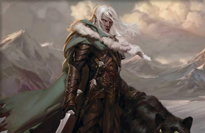 Fan de Donjons et Dragons, La Légende De Drizzt vous attend