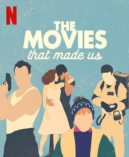 """Critique """"The Movies that made us"""" sur Netflix : la madelaine de proust des enfants des eighties"""