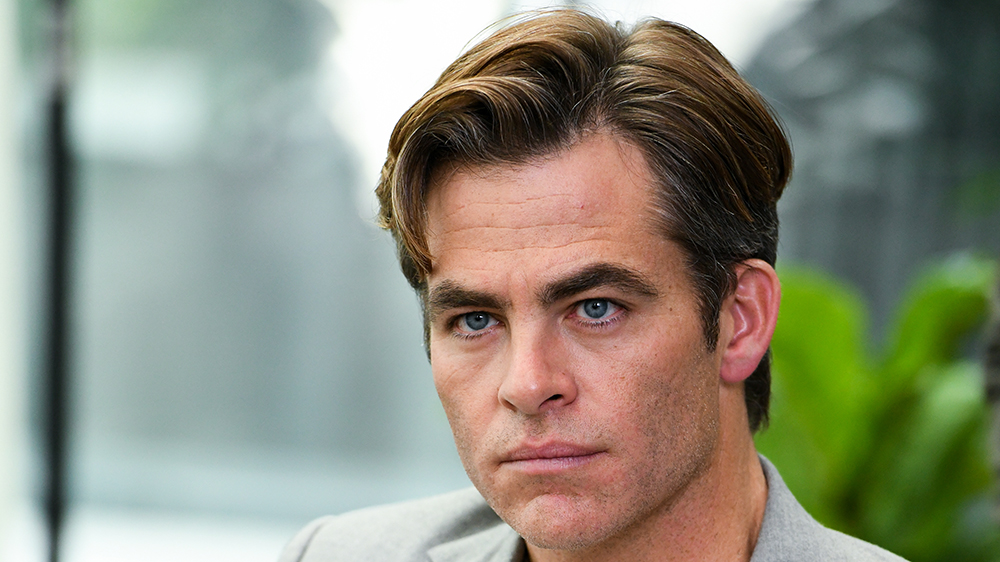 Chris Pine : l'acteur incarnera-t-il le nouveau Saint ?