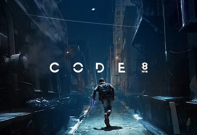 "Critique ""Code 8"" (Netflix) de Jeff Chan : la science-fiction ""made in Canada"""