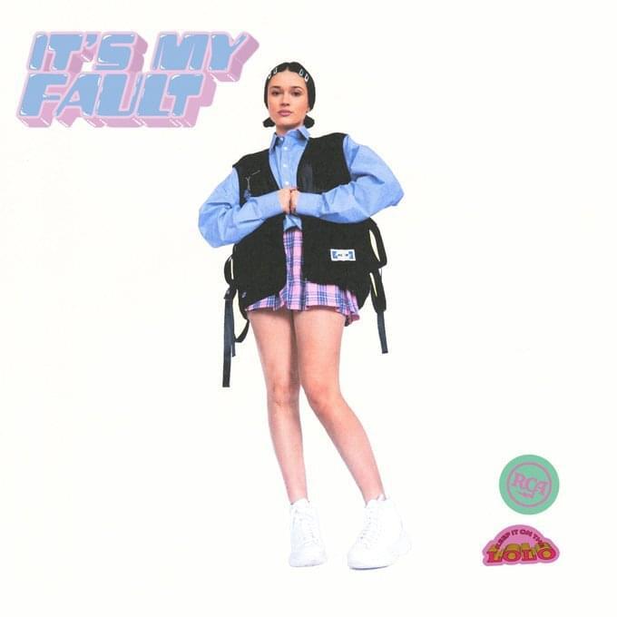 """Lolo Zouaï sort son nouveau single """"It's my fault"""""""