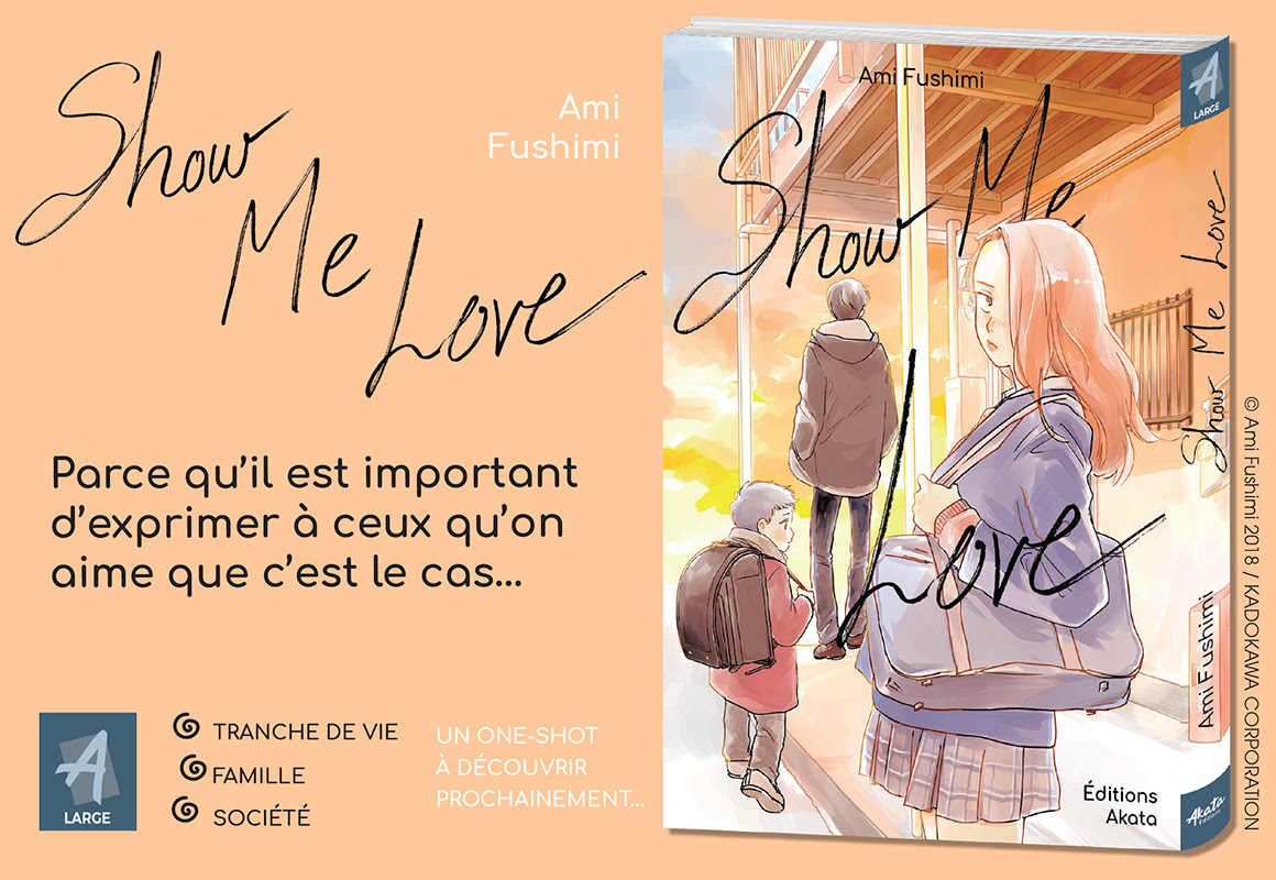 Annonce Show Me Love