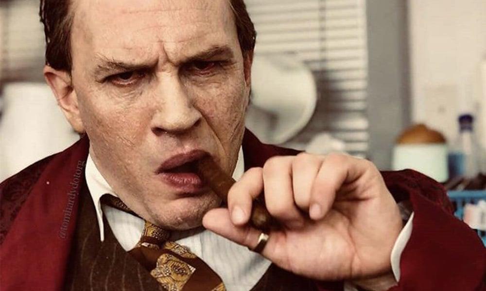 Tom Hardy : Méconnaissable dans la bande annonce de Capone !