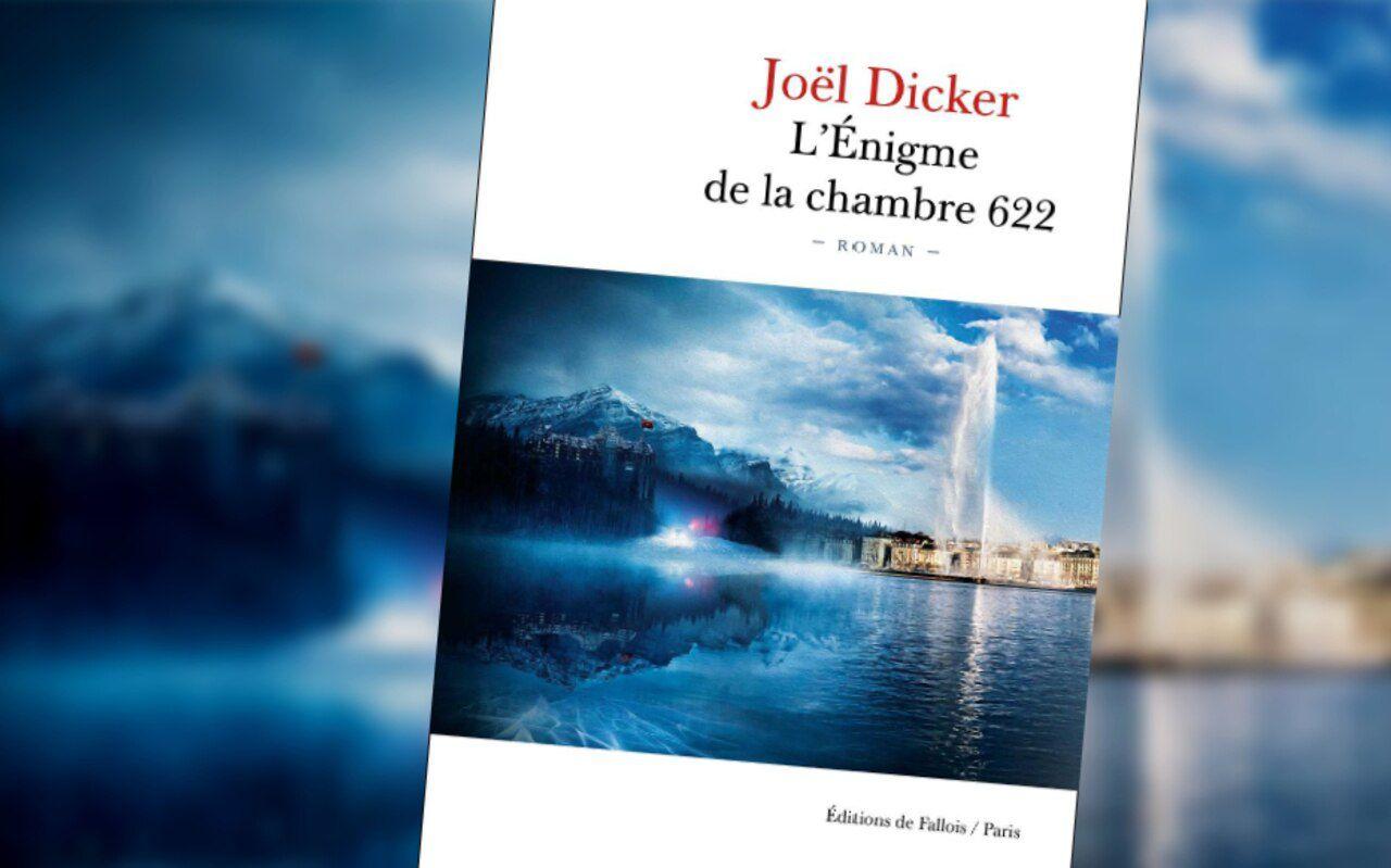 Joël Dicker publie son nouveau roman : L'Énigme de la chambre 622