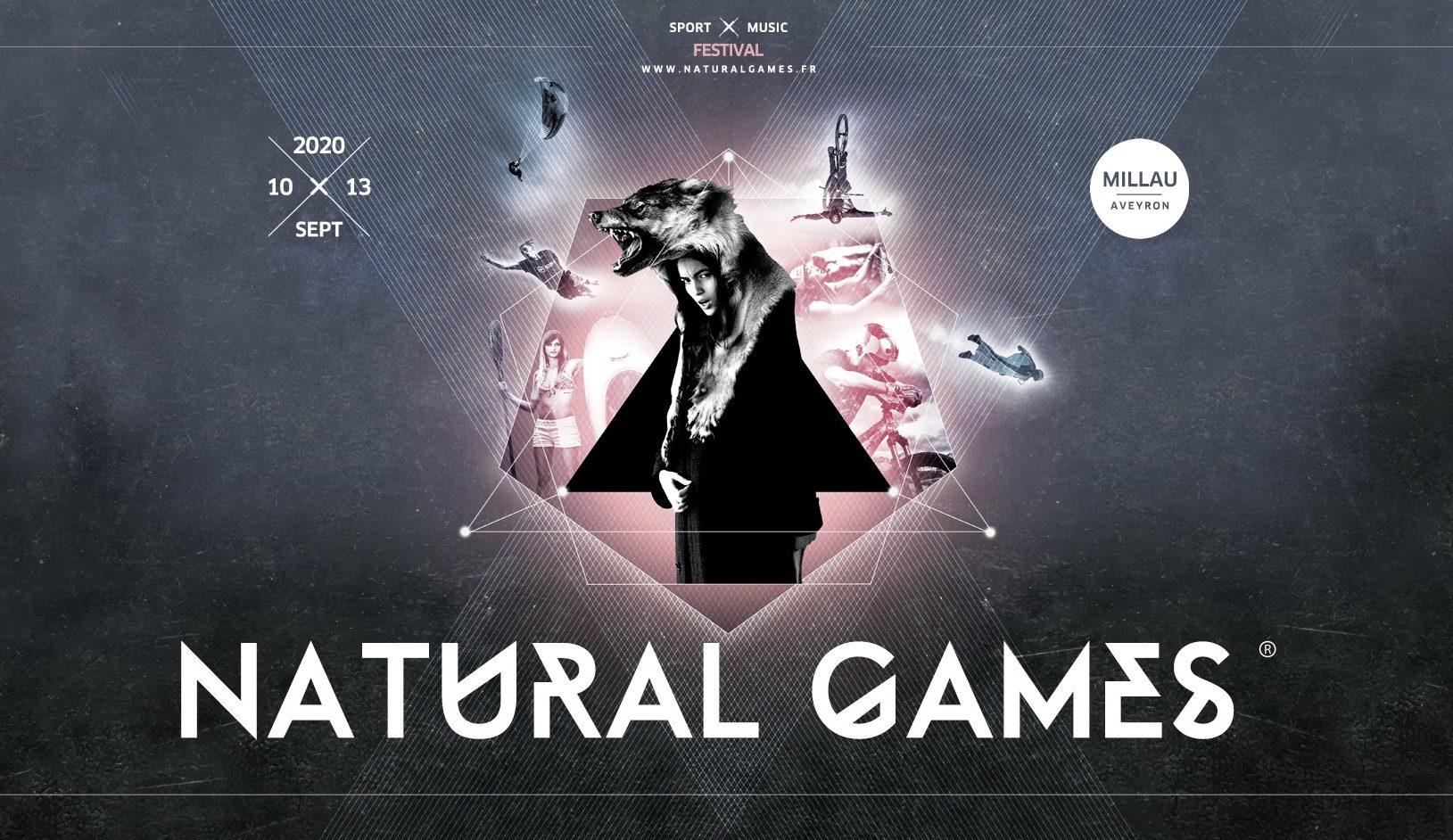 Festival des Natural Games : les dates définitives du 10 au 13 septembre