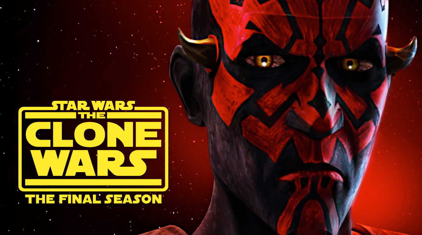 The Clone Wars : Dark Maul encore plus badass que Vador dans Rogue One