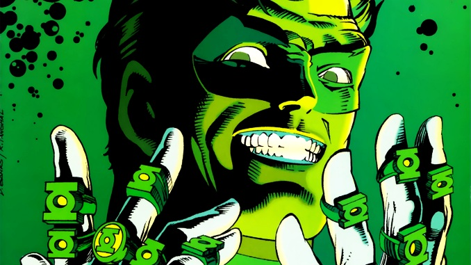 Critique « Green Lantern Emerald Twilight »: dans les archives d'un héros