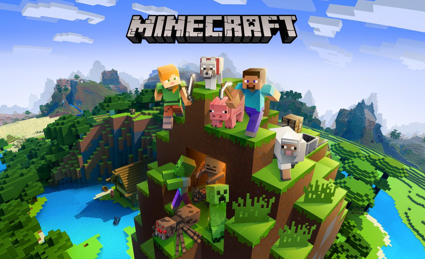 Minecraft fête ses 11 ans et dépasse les 200 millions de ventes !