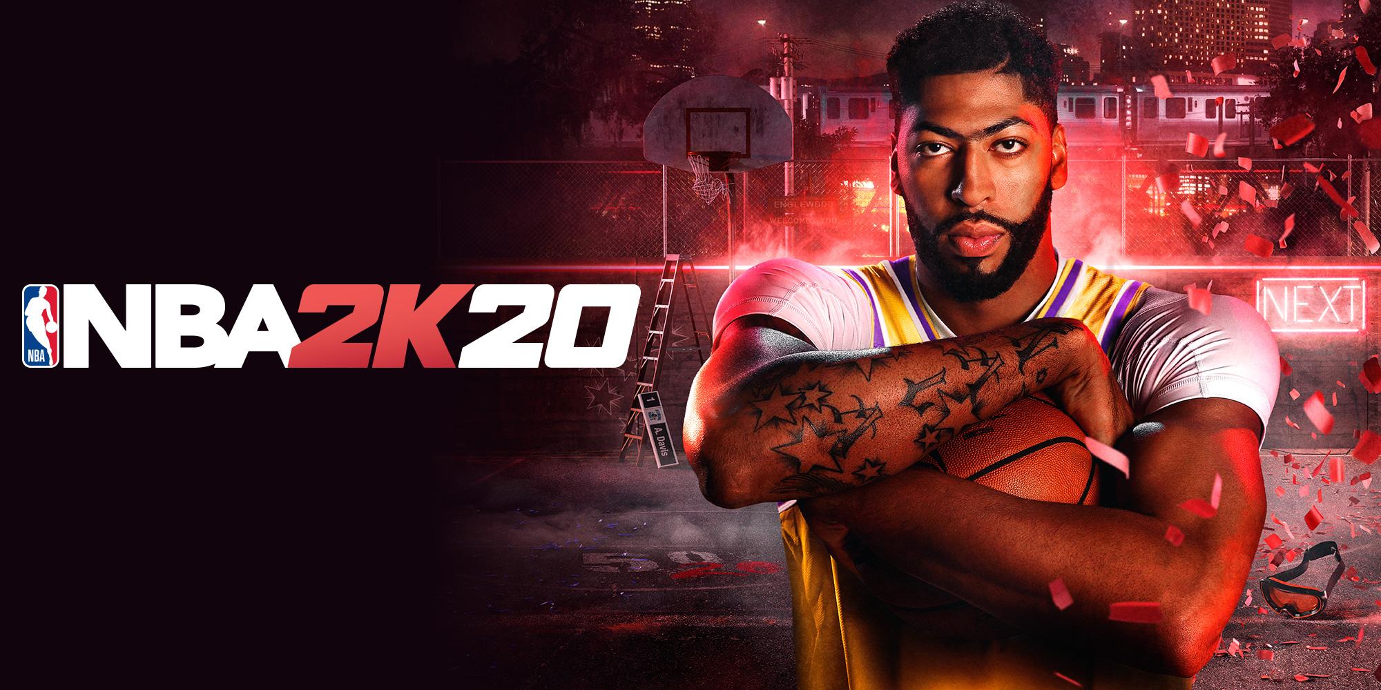 """Jeux Vidéo : """"NBA 2K20"""" se met à jour et est proposé à prix d'or !"""