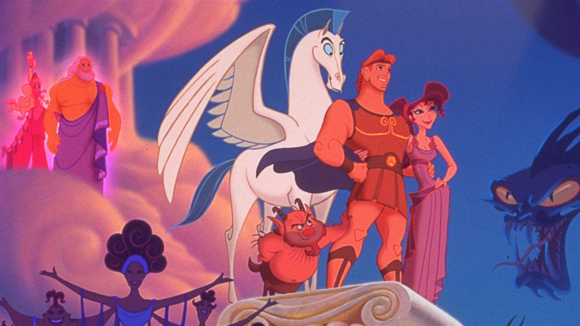 Hercule : quels acteurs pressentis pour le live action de Disney ?