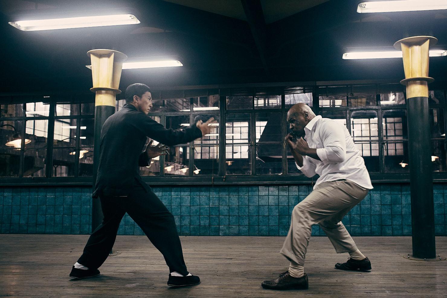 Critique « Ip Man 4 » de Wilson Yip : Le volet de trop ?