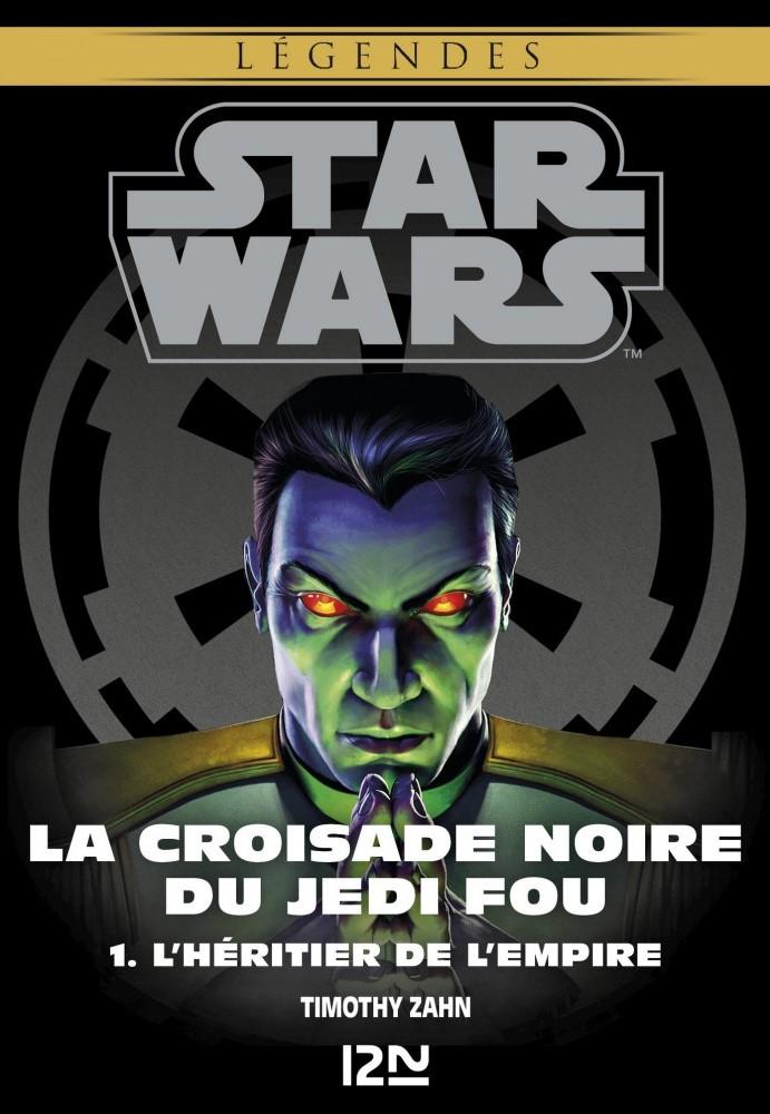 La Croisade Noire du Jedi Fou est peut-être l'histoire la plus connue de l'univers étendu Star Wars