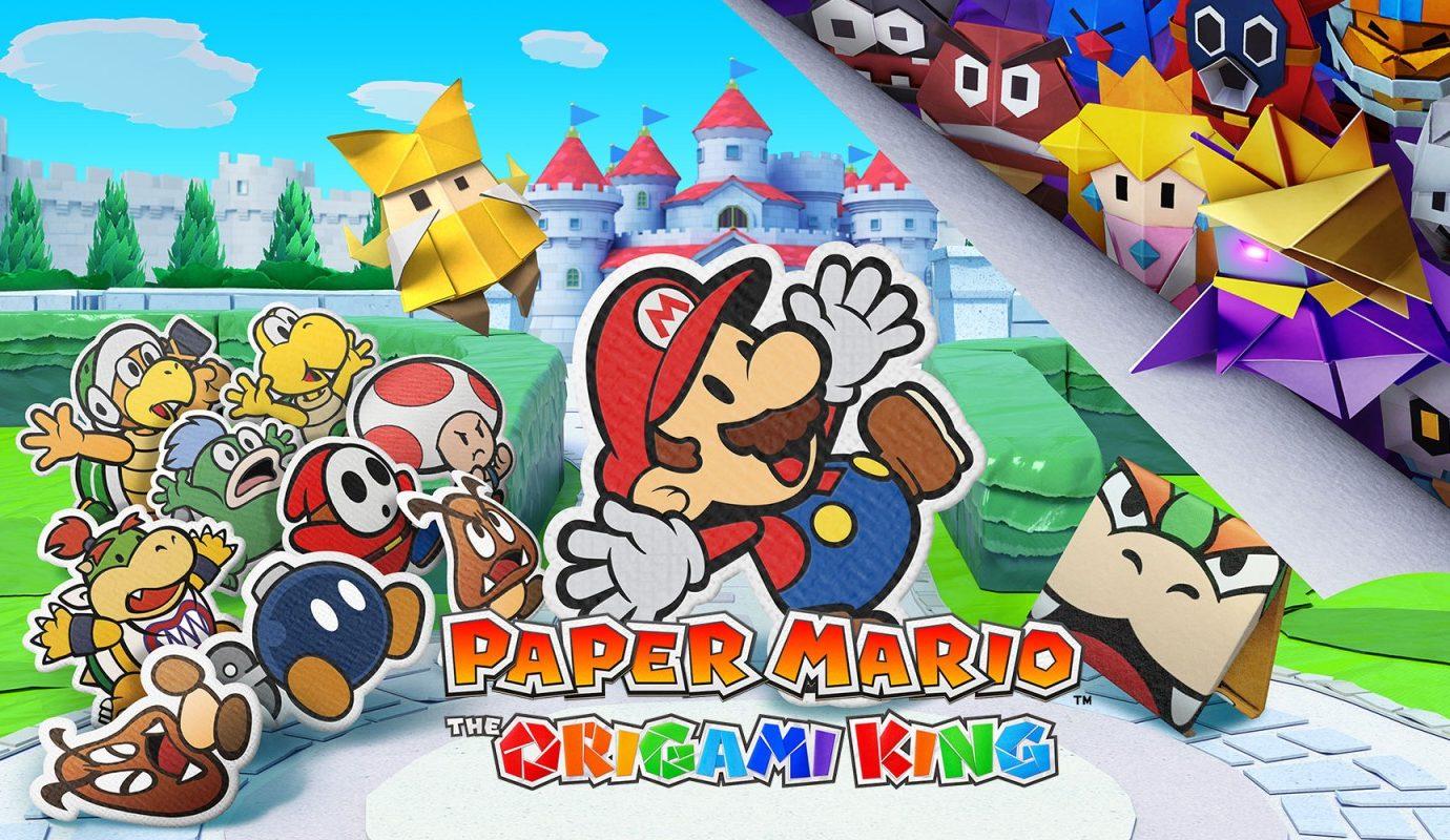 """""""Paper Mario"""" : le plombier moustachu revient le 17 juillet sur Switch !"""