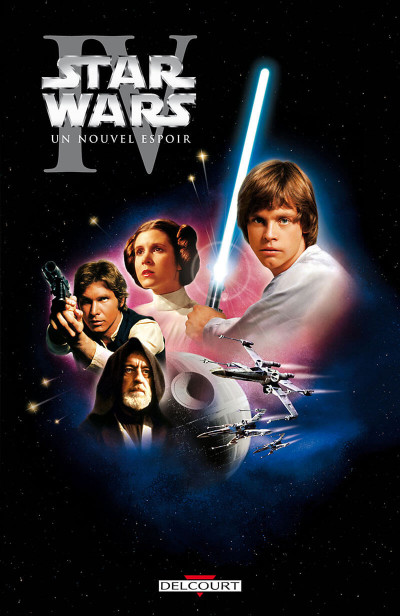 Star Wars 4 - Un Nouvel Espoir