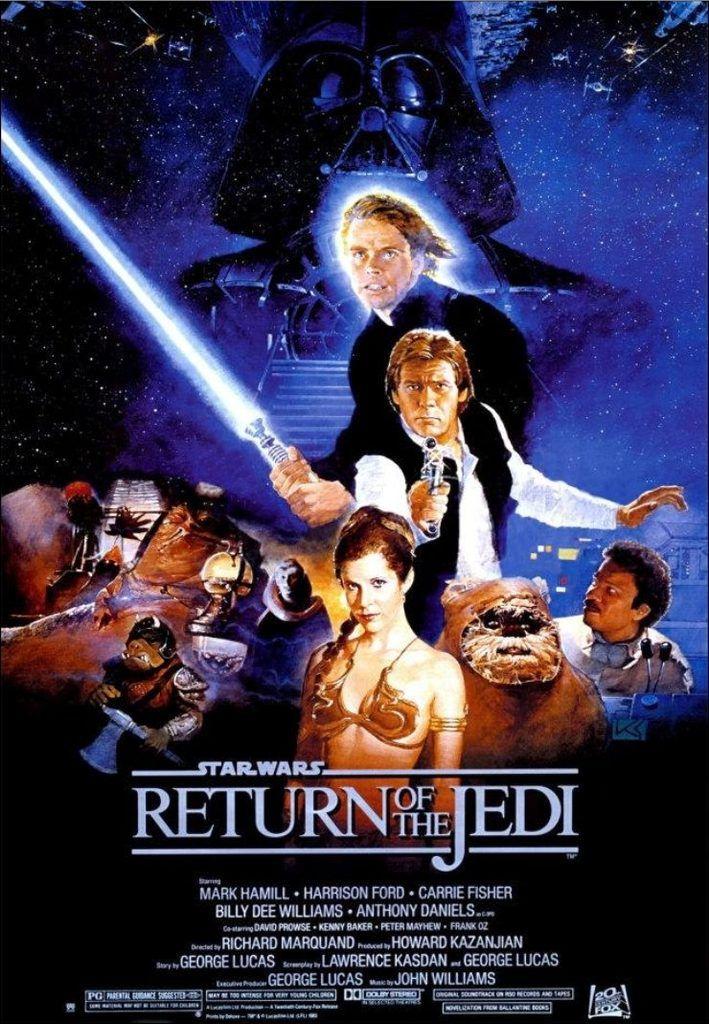Star Wars 6 - Le Retour du Jedi