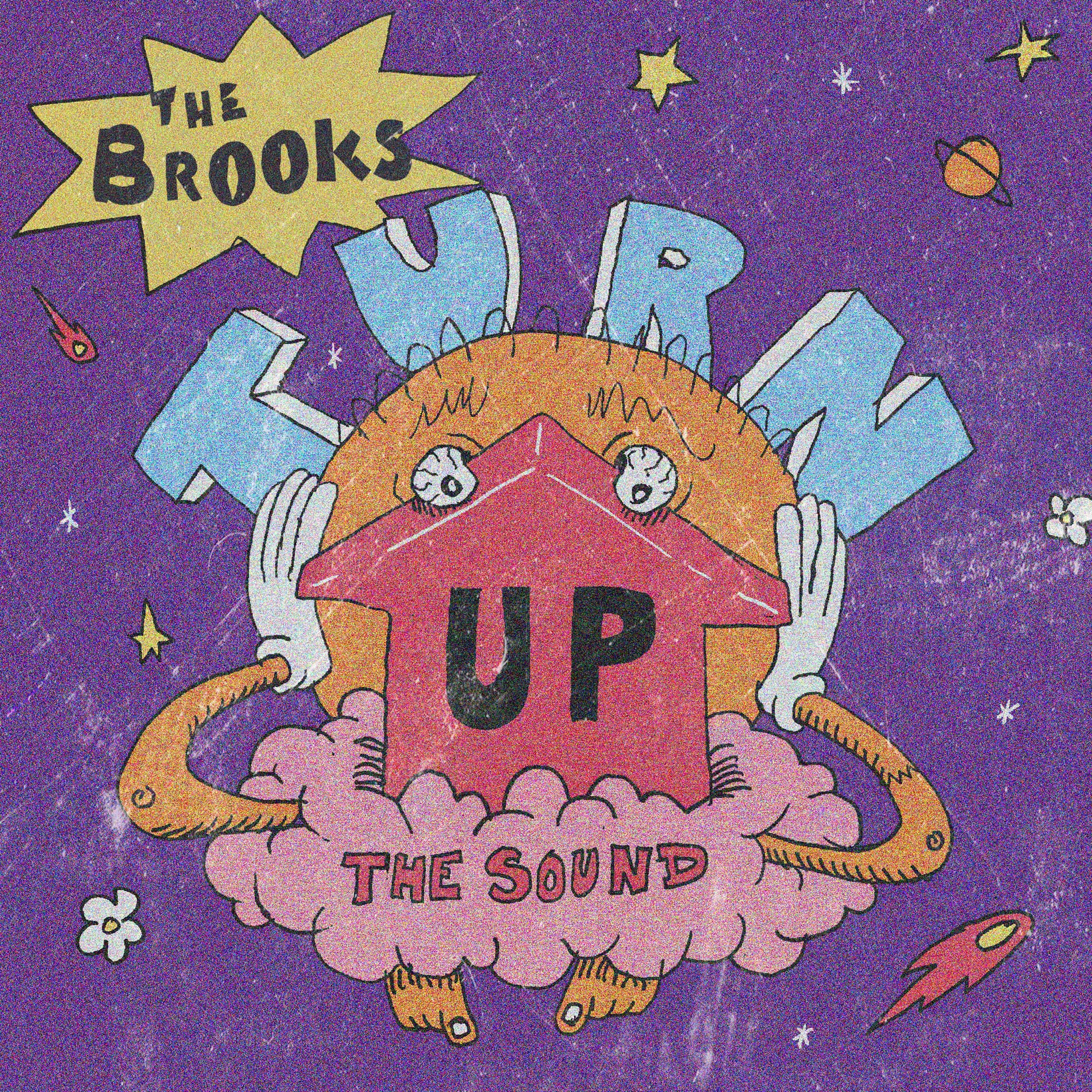The Brooks dévoile un extrait de son album très funky Anyday Now