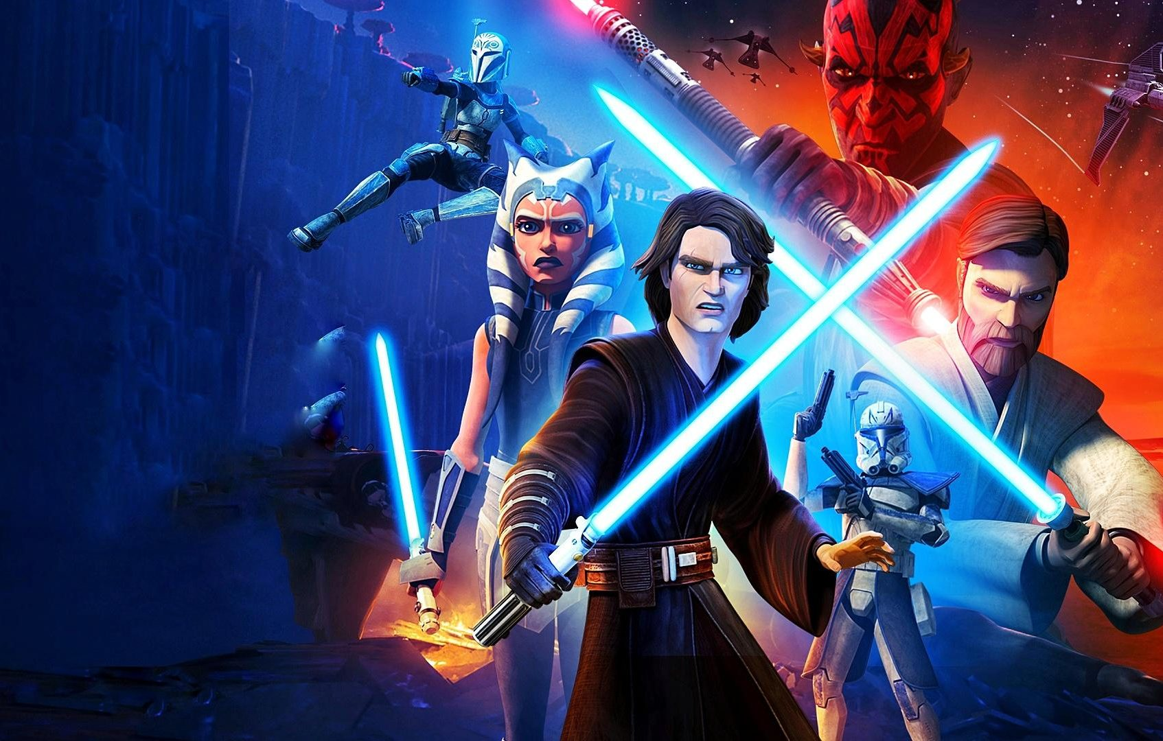 "Critique ""The Clone Wars"" Saison 7 (Disney+) : Un final grandiose !"
