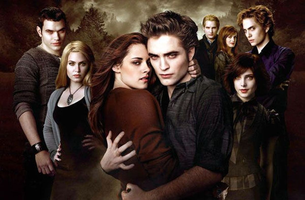 """Twilight revient avec un """"nouveau"""" livre, 12 ans plus tard : """"Midnight Sun"""""""
