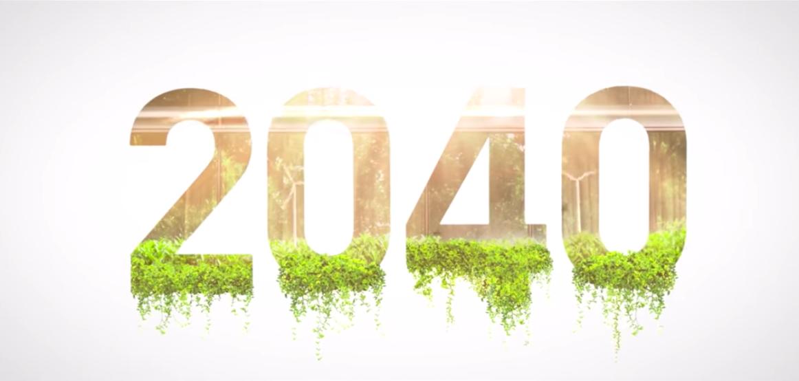 Critique « 2040 » de Damon Gameau : il était une fois…la terre en 2040
