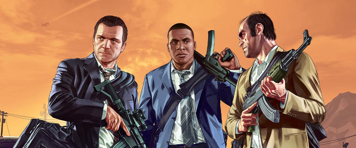"""""""Grand Theft Auto V"""" est gratuit à vie sur l'Epic Games Store !"""