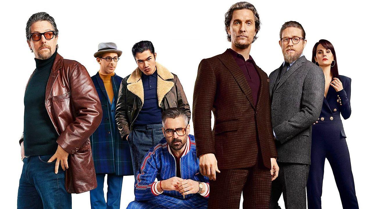 """""""The Gentlemen"""" de Guy Richie : un film de gangster à l'humour décapant"""