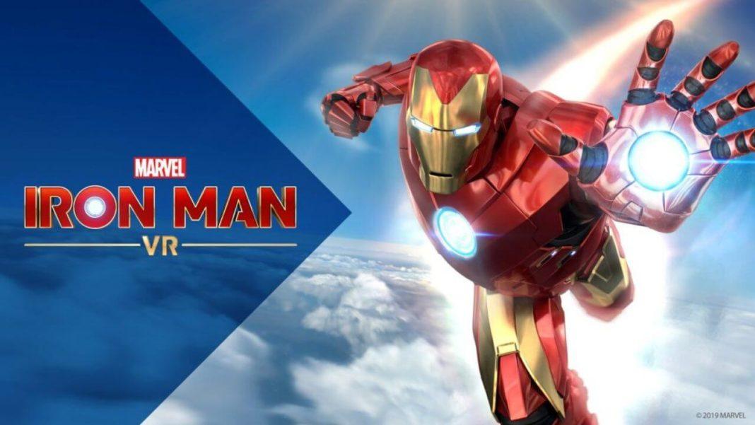 Marvel's Iron Man VR sortira finalement le 3 juillet !