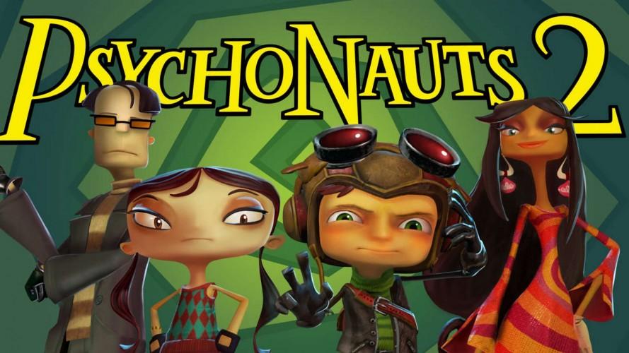 """Qu'est-donc devenu """"Psychonauts 2"""" ? Tim Schafer en parle !"""