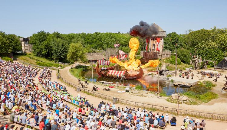 Le Puy du Fou annonce sa réouverture le 11 juin prochain