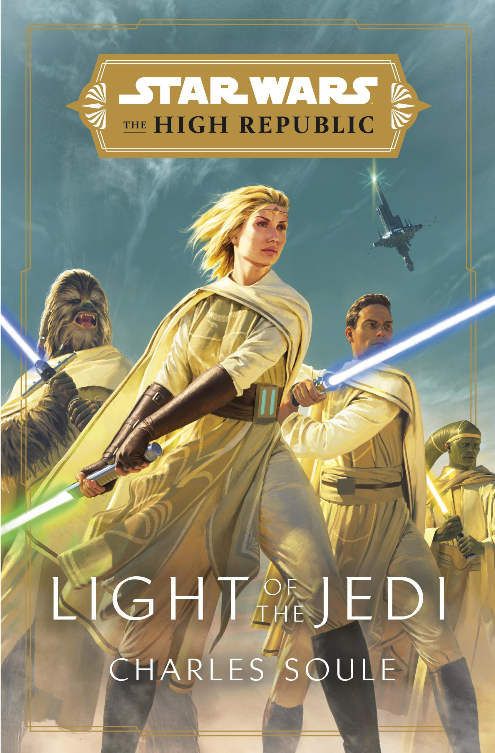 The High Republic - Light of the Jedi