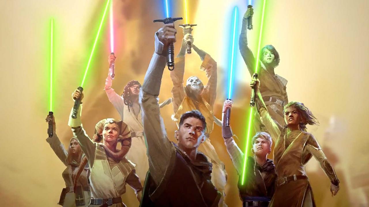 """""""Star Wars : La Haute République"""" est décalé à cause du coronavirus !"""