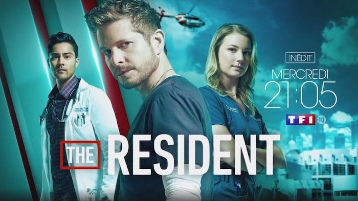 The Resident est actuellement diffusée sur TF1