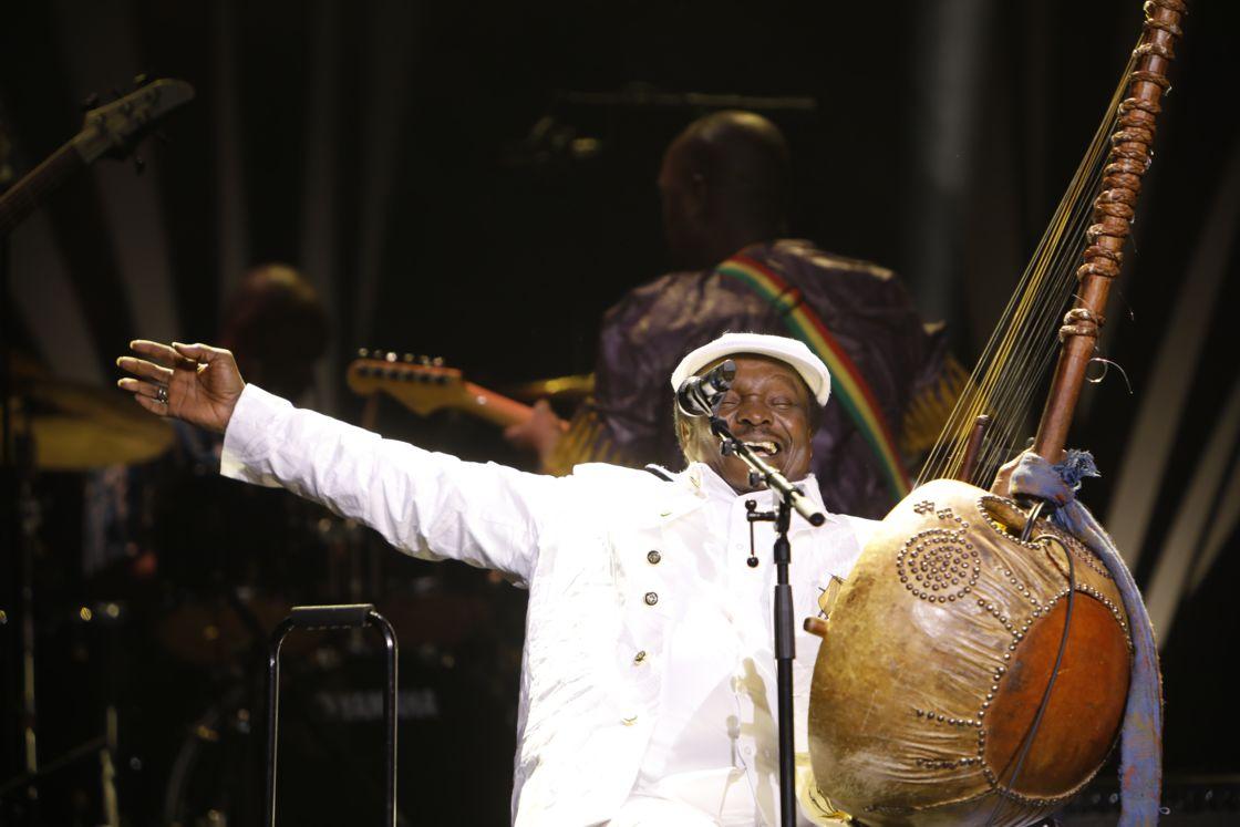 Le chanteur et musicien guinéen, Mory Kanté, est mort à l'âge de 70 ans