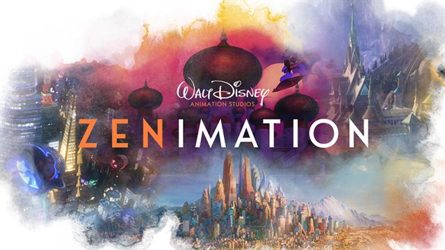 """Lâchez prise avec les courts-métrages """"Zenimation"""" sur Disney+"""