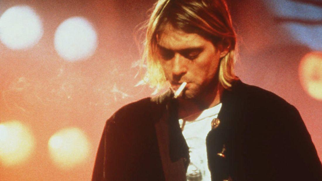 La fameuse guitare de Kurt Cobain vendue 6 millions de dollars