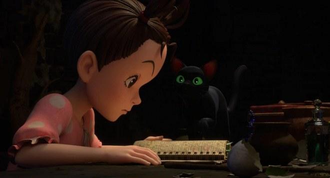 Le studio Ghibli dévoile les premières images d'Aya et la Sorcière