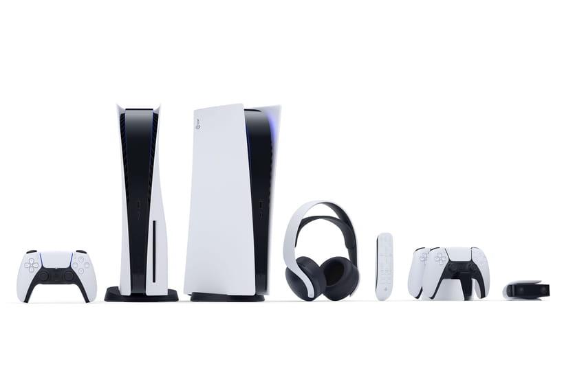 Sony dévoile le design de la PS5 et ses premières exclusivités.