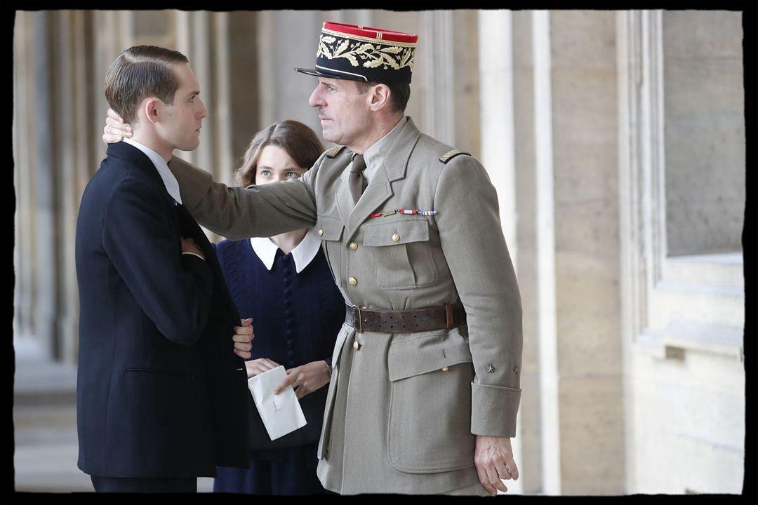 """Critique """"De Gaulle"""" de Gabriel Le Bomin : un biopic extrêmement académique"""