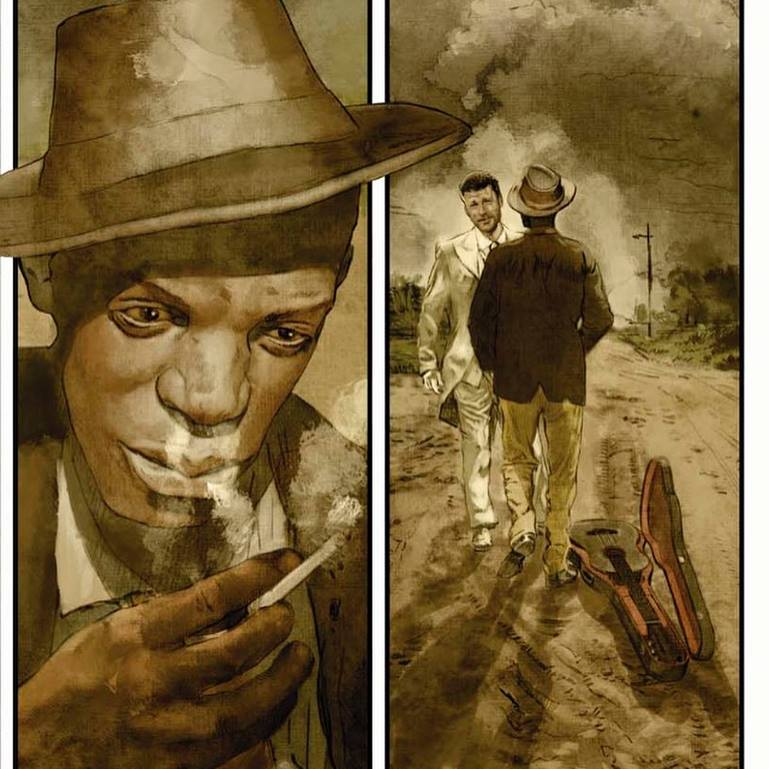 """Critique de """"Shadowman"""": Le Dr Strange de Bliss éditions?"""