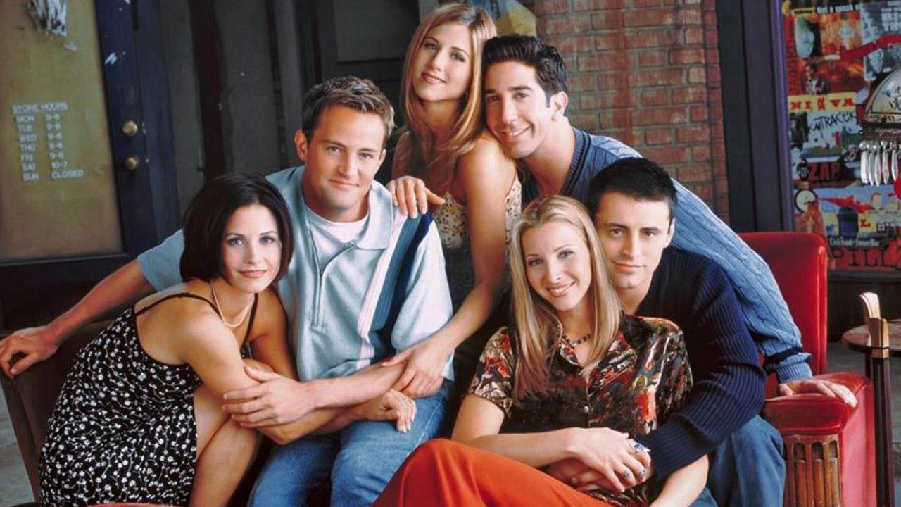 Friends : la réunion du casting est toujours maintenue !