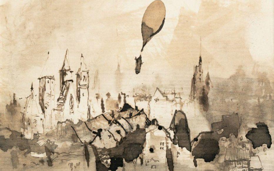 Victor Hugo : Le «Départ du Ballon» vendu à plus de 37.000 €