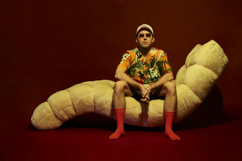 Agoria revient avec un titre estival 3 Letters feat Blasé